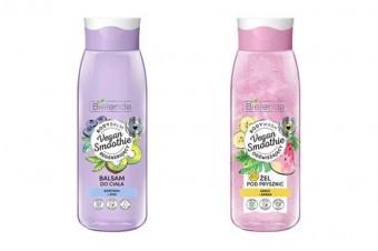 Bielenda Vegan Smoothie - owocowe mycie, pielęgnacja i ochrona mikrobiomu skóry