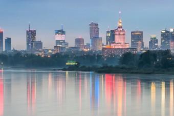 Warszawa z najwyższą wieżą w UE