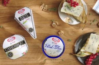MLEKOVITA liderem w produkcji serów miękkich