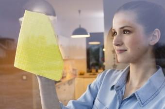 Vileda Actifibre Window – prosty sposób na szybkie mycie okien przed świętami