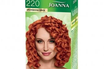 Głęboki kolor i odżywienie włosów naturalnie z Joanna Naturia Color