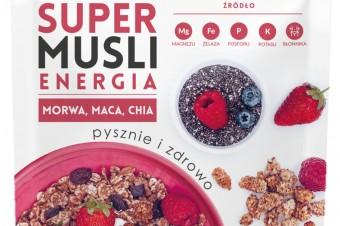Superherbs i supermusli od Purelli we wszystkich sklepach Lidl Polska