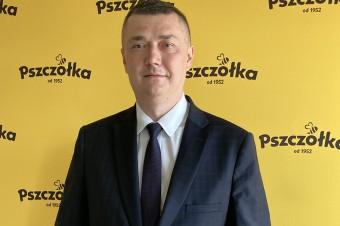 """Zmiana w zarządzie Fabryki Cukierków """"Pszczółka"""""""