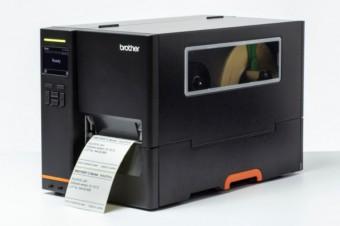 Nowe modele drukarek przemysłowych TJ od Brother zaprojektowane do drukowania dużych ilości etykiet