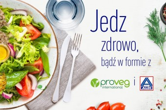 ALDI poszerza asortyment produktów roślinnych i startuje z kampanią dotyczącą zdrowego i świadomego odżywiania