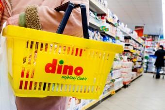 Sieć Dino w pierwszym kwartale 2021 roku otworzyła 59 nowych sklepów
