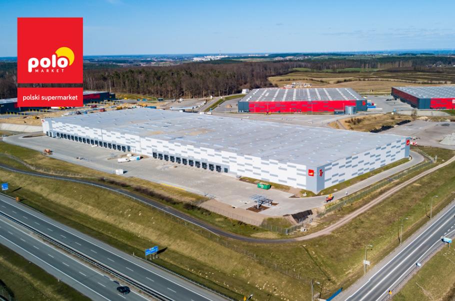 POLOmarket uruchomił kolejne centrum logistyczne