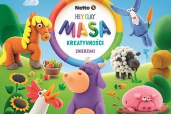 Masa Kreatywności w nowym wydaniu powraca do sklepów Netto