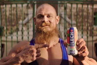 Nowy Lech Free 0,0% Arbuz z miętą w nowej, mocno owocowej reklamie