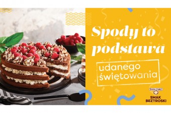 Kampania Spodów Tortowych od Dan Cake