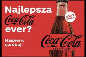 Coca-Cola Zero Cukru w nowej odsłonie. Czy to najlepsza Coca-Cola ever?