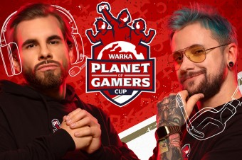 Za nami Warka Planet of Gamers Cup