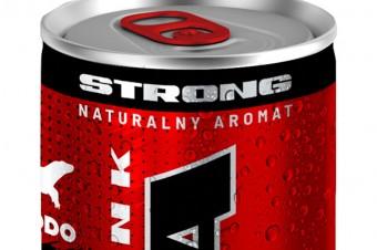 Energy drink o smaku Coli