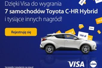 Lidl partnerem ogólnopolskiej akcji Visa – bezpieczne płatności zbliżeniowe