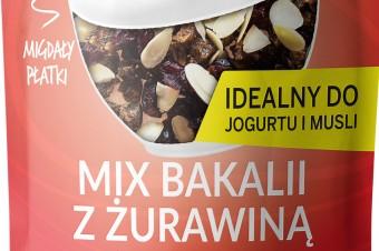 Mix Bakalii Kresto z Żurawiną 140 g