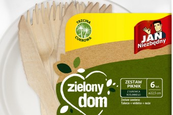 """Zielony Dom"" na grilla"
