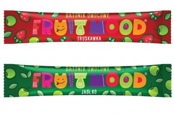 Batoniki owocowe FRUIT MOOD