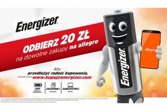 Nowa promocja Energizer i Allegro.pl