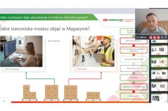 Akademia Umiejętności Eurocash podjęła się kształcenia przyszłych logistyków