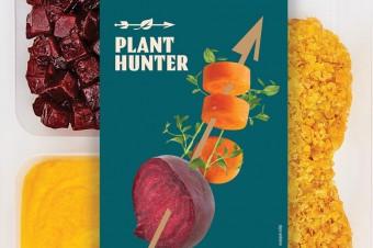 Żabka Polska wprowadza markę własną produktów roślinnych Plant Hunter