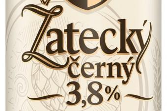 Žatecký Černý 3,8%  – lekkie ciemne piwo już w sprzedaży