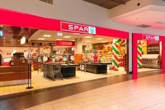 Nowy sklep spożywczy SPAR w Alfa Centrum