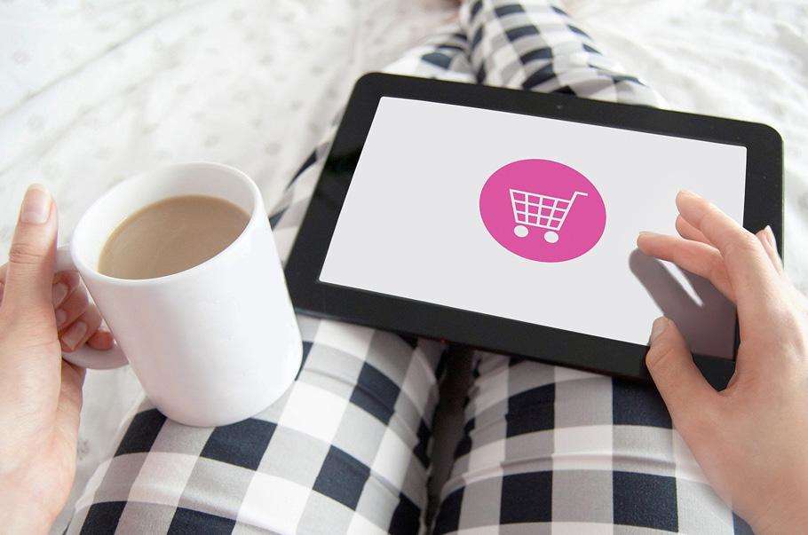 Wydatki Polaków w sklepach internetowych rosną najszybciej w Europie