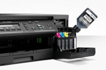 Brother wprowadza na rynek nowe drukarki InkBenefit Plus