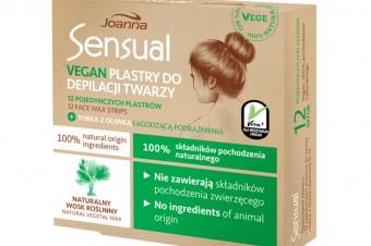 Domowa depilacja - Joanna Sensual VEGAN