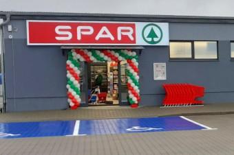 Nowy supermarket SPAR w Godzieszowie