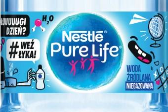 Nestlé Pure Life z nowością dedykowaną nastolatkom