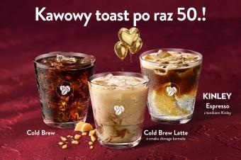 Wystartowała nowa Letnia Kampania Costa Coffee