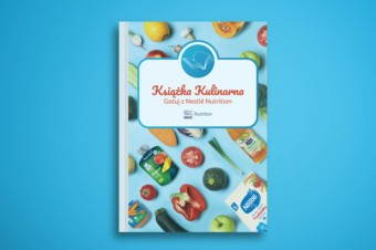 Nestlé Nutrition z pierwszą autorską książką kulinarną