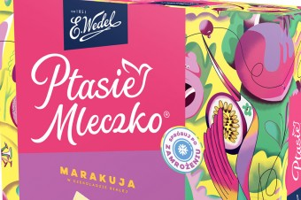 Nowy, letni smak pianek Ptasie Mleczko® od E.Wedel