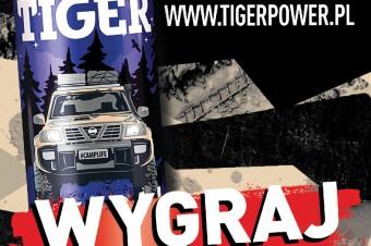TIGER #CAMPLIFE – Nissan Partol na misje specjalne!