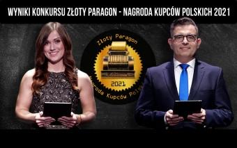 Poznajcie Liderów Sprzedaży! Złoty Paragon 2021 rozstrzygnięty!