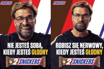 Studio Snickers® i Jürgen Klopp wspierają wydarzenia na boisku!