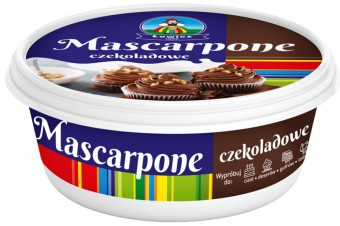 Mascarpone w doborowych smakach od OSM Łowicz