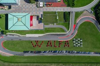 Alfa Romeo świętuje 111 lat istnienia marki