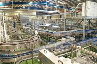 PepsiCo uruchomiło nowoczesną linię do produkcji napojów w opakowaniach szklanych