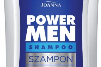 Po męsku. Nowa linia Power Men Joanna