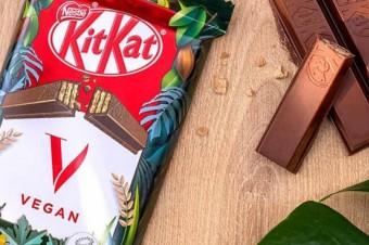 KitKat w wersji wegańskiej już wkrótce w Polsce