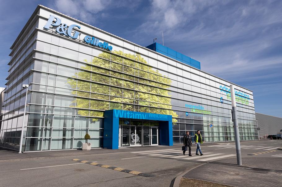 Największa fabryka Gillette na świecie obchodzi swoje 15lecie