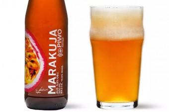 Specjalna edycja piwa Tenczynek Marakuja