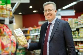 Dziś otworzył się Spichlerz – pierwszy sklep socjalny na Mokotowie. Partnerem Polska Grupa Supermarketów i Top Market.