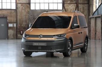 Czas na przygodę! Nowy Volkswagen Caddy PanAmericana