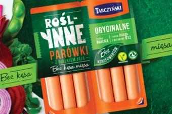 Parówki Rośl-Inne – kolejny ukłon marki Tarczyński w stronę wegetarian