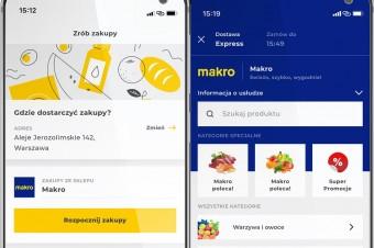 MAKRO i InPost rozpoczęły testy dostaw produktów spożywczych oraz przemysłowych w oparciu o nową aplikację InPost Fresh