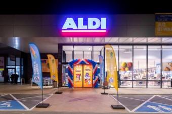 Wielkie otwarcie ALDI w Parku Handlowym Galeria - Modlińska w Warszawie