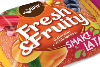 Rabarbar, morela i truskawka, czyli Fresh & Fruity na lato